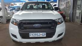 2017 Ford Ranger 2,2  Engine Capacity With Manuel Transmission