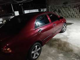 Daily runner, clean and fuel efficient Toyota corolla 140i