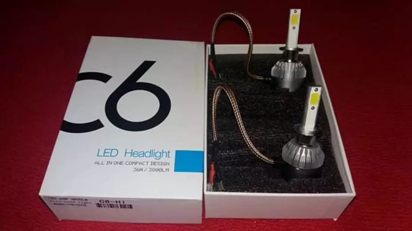 Led zarulje H1 0