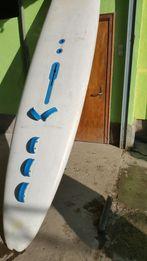 Доска серфинга лодка парус