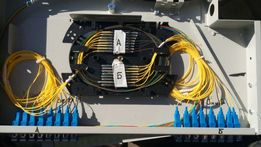 Всі види робіт повязаних з оптоволокном та мережами: