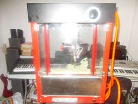Gas Popcorn Machine For Sale