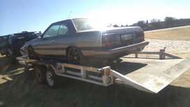 Bakkie and trailer in Bloemfontein to Eastern Cape, NC or Western Cape