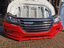 Haval H2 complete  bumper/grille headlights