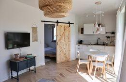 Studio 33 Władysławowo - nowe mieszkanie z dużym ogrodem na wynajem