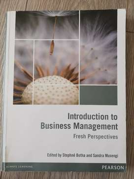 Introduction to Business Management Fresh Perspective