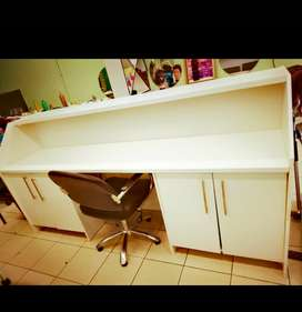 BEAUTY SALON FURNITURE FOR SALE