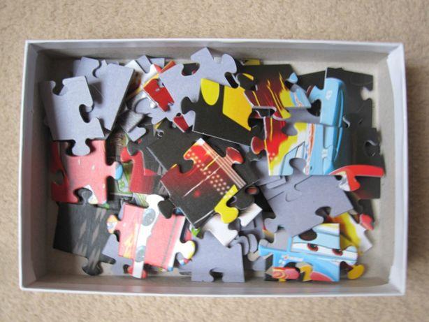 Puzzle Zygzak 60 elementów Gdańsk - image 2
