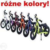 Rowerek rower BIEGOWY XL niemiecki WSZYSTKOMAJĄCY! Sport