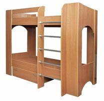 Детская двухъярусная кровать Дуэт-2, есть варианты цветовой гаммы