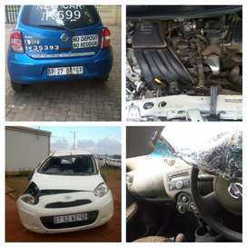 All Nissan Cars Stripping for Spare Parts