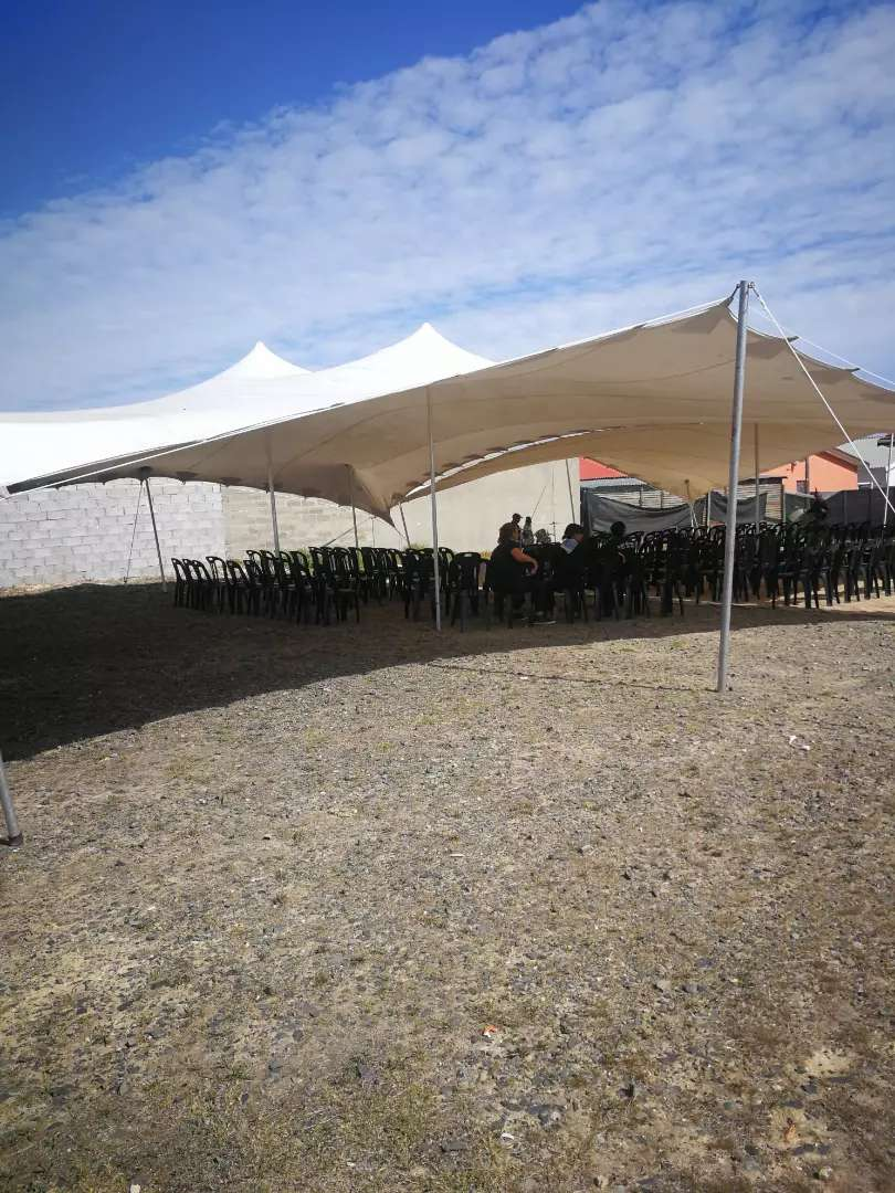 Affordable stretch tents sales and hire 0
