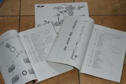 2 Katalogi części Awo Simson Sport i Turist