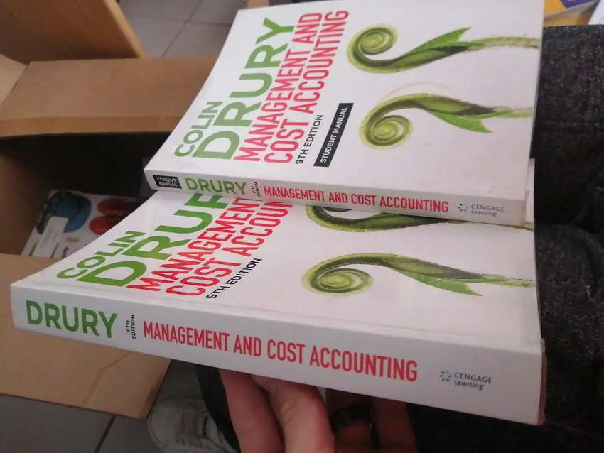 Colin drury Management and cost accounting 0