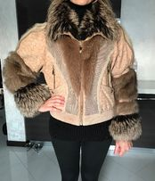 Меховая куртка/дубленка Giorgio Rotti