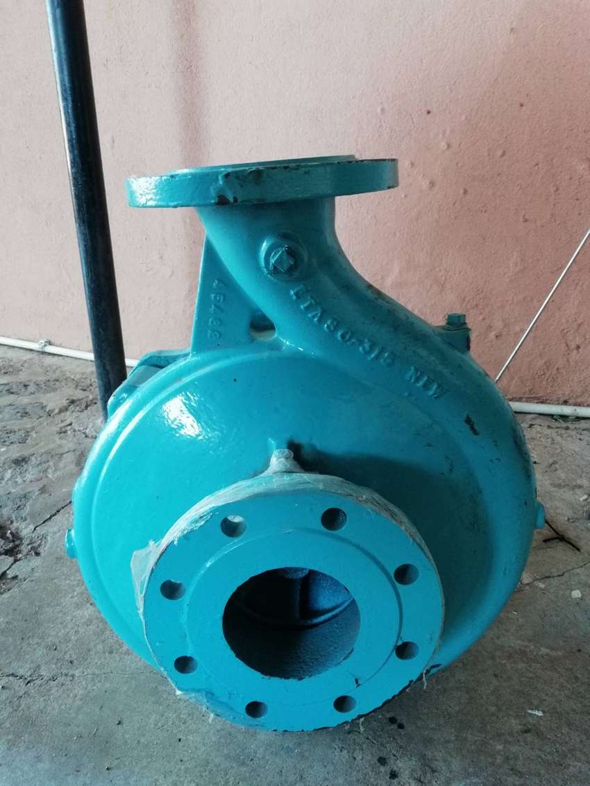 Brand new KSB 80 - 315 pump for sale 0