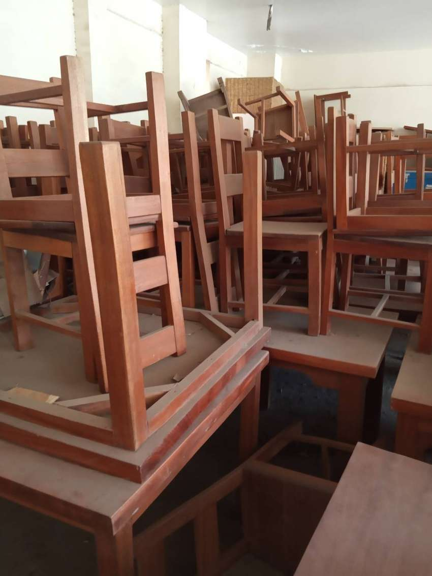 Mahogany Chairs & Dining Tables 0