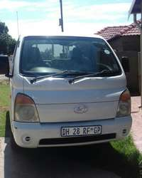 Image of Bakkie for hire