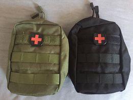 Военная/армейская тактическая аптечка-подсумок