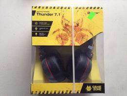 Nowe słuchawki Tracer Thunder 7.1 do gier. Dla gracza! NOWE