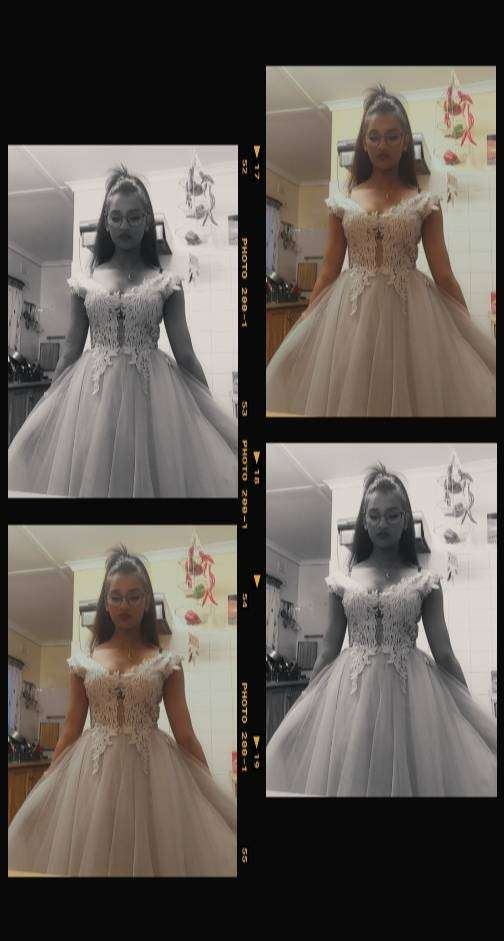 Matric ball gown 0