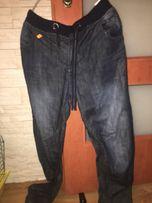 Spodnie zgumkami na dole25zl z wysylka
