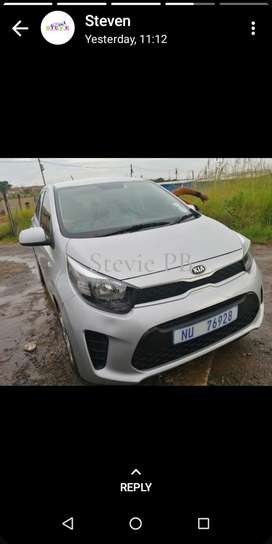 Perfectly running kia picanto 2017