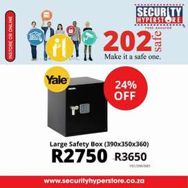 2021 at Security Hyperstore !
