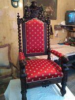 Реставрация старинной и антикварной мебели.