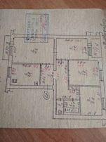 4-х комнатная квартира в пгт.Степногорск, Васильевский р-н