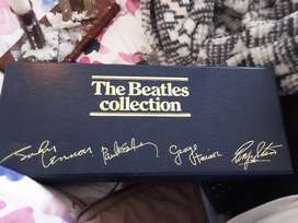Rare Beatles cassette collection for sale