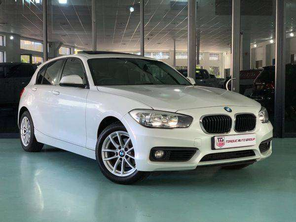 2016 BMW 1 Series 118i 5DR Auto (F20)