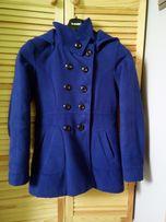 Płaszcz flauszowy L