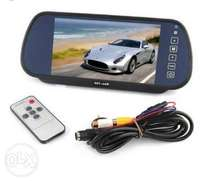 Brand new car rearview mirror 7inch, free delivery within nairobi cbd. 0