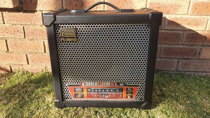 Guitar amplifier 80XL 0