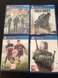 Image of PS4 Games for sale Cheap