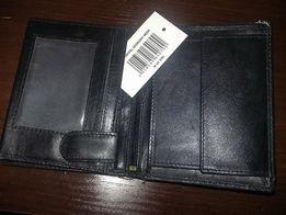 portfel skorzany meski