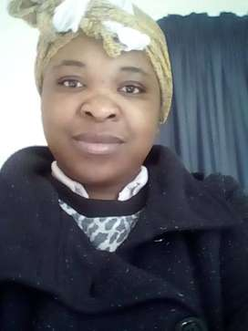Lesotho maid/nanny/cook/cleaner needs stay in work urgently