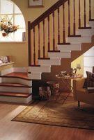 Лестницы межэтажные из дерева от производителя.