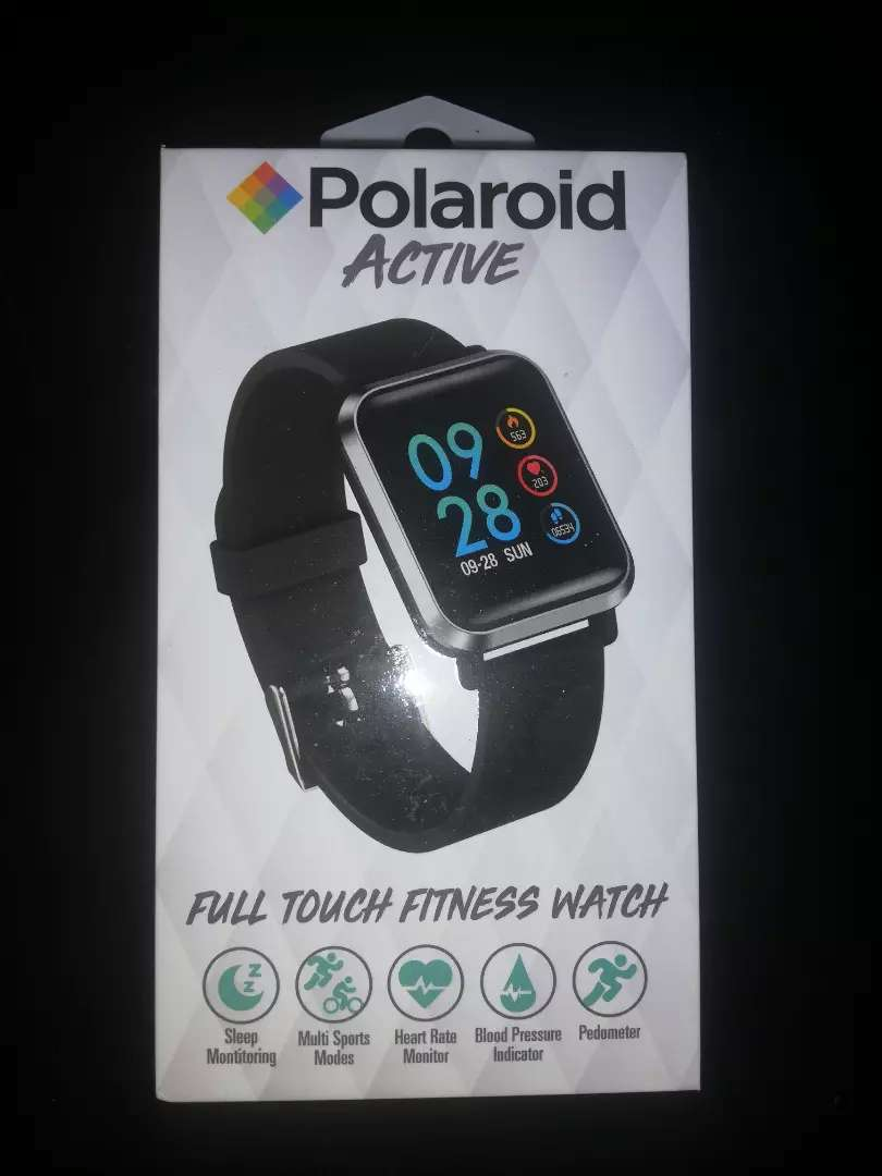 Polaroid Full Touch Active Smart Watch (SEALED) 0