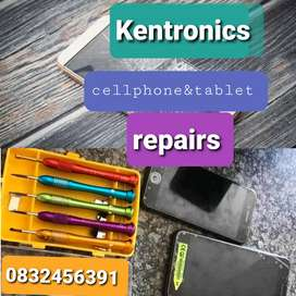 Cellphone and Tablet repairs