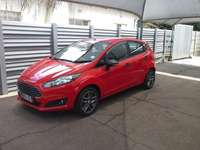 Image of 2015 Ford Fiesta 1.4 Ambiente