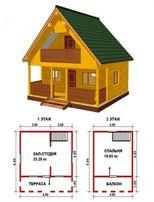 Будівництво дерев'яних будинків,сруб,альтанка,зруб Деревянные дома