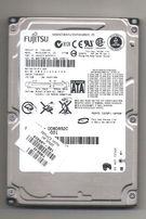 """Продам недорого жёсткий диск FUJITSU 2,5""""(SATA), 100 гб, для ноутбука"""