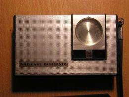 National Panasonic R-1037 , винтажная модель 1963 год