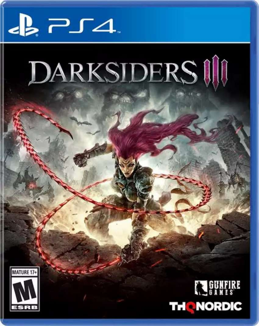 Looking for Darksiders 3 ps4 0