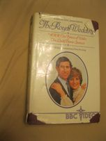 кассета bbs THE royal WEDDING H.R.H. THE PRINCE OF WALES lady diana