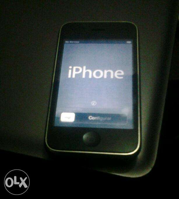 Iphone 3gs 0