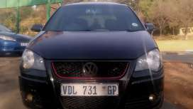 VOLKSWAGEN POLO BUCHER GTI 1.8 T WITH SUN ROOF