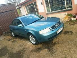 Audi A6 2.8 V6 Qiattro in imaculate condition to trade for smaller car